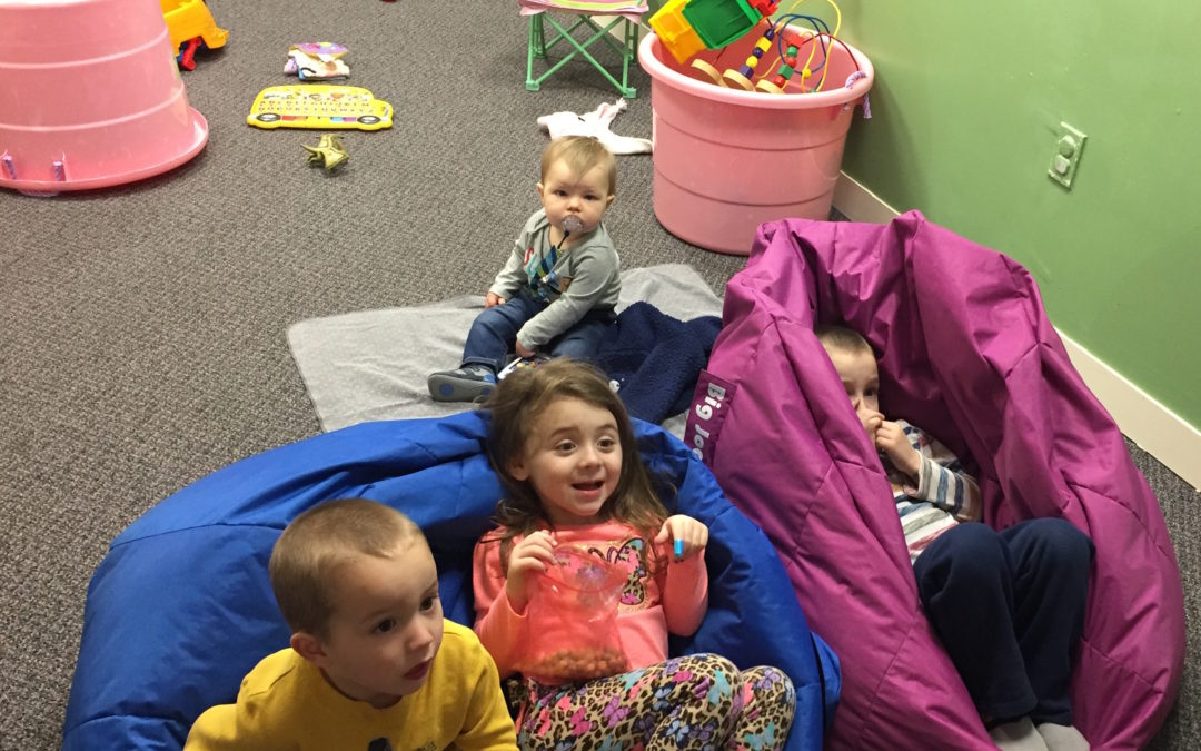 We're Hiring Babysitters!